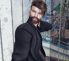 #164 - Look me (by Blog: Male Fashion Modern) Tags: madamenoir pose navajo eyes photos men style close catwa secondlife