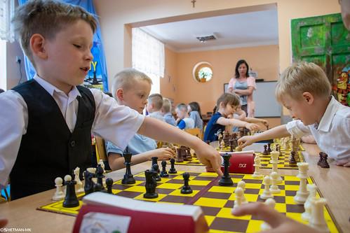 IX Szachowe Mistrzostwa Przedszkola Nr 4-69