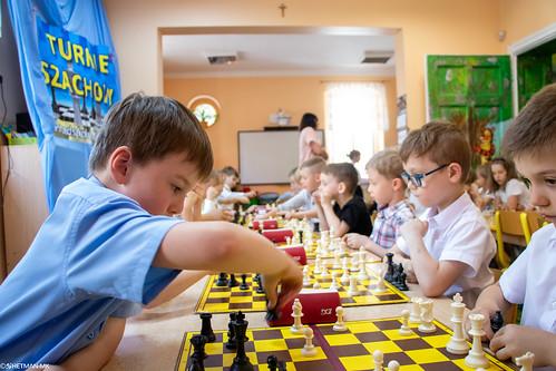 IX Szachowe Mistrzostwa Przedszkola Nr 4-62