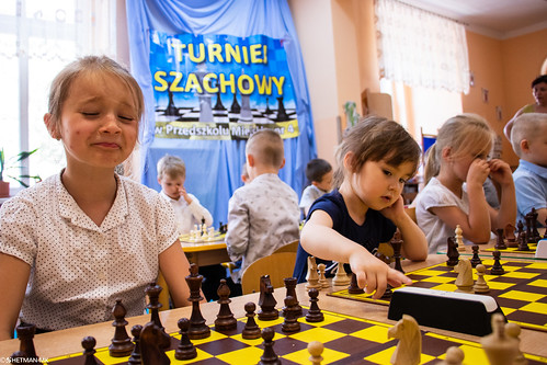 IX Szachowe Mistrzostwa Przedszkola Nr 4-60