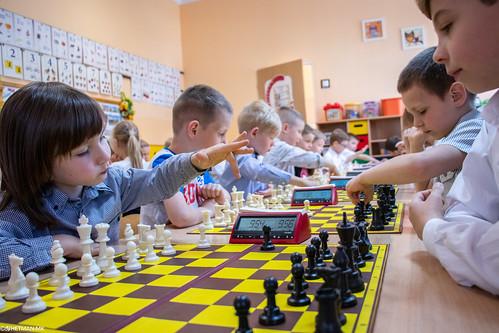 IX Szachowe Mistrzostwa Przedszkola Nr 4-55