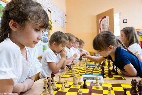 IX Szachowe Mistrzostwa Przedszkola Nr 4-16