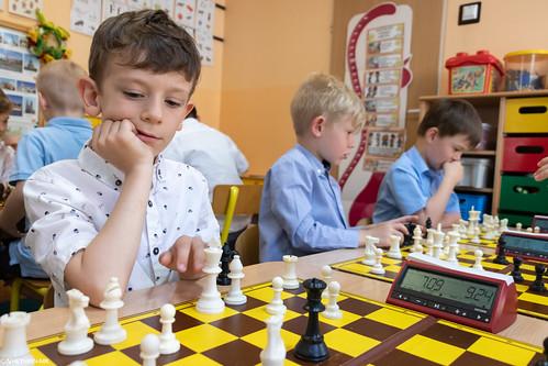 IX Szachowe Mistrzostwa Przedszkola Nr 4-14