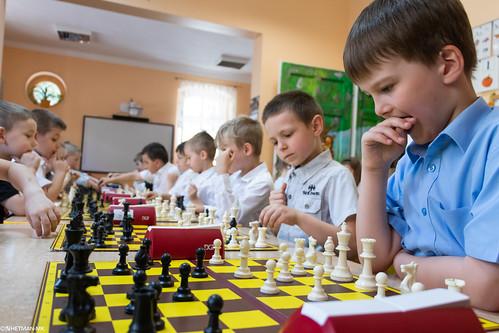 IX Szachowe Mistrzostwa Przedszkola Nr 4-49