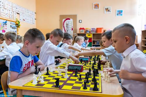 IX Szachowe Mistrzostwa Przedszkola Nr 4-11