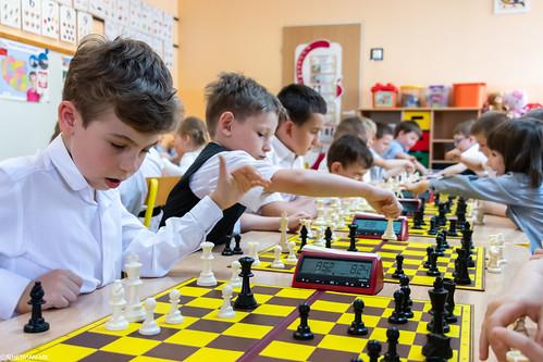 IX Szachowe Mistrzostwa Przedszkola Nr 4-48