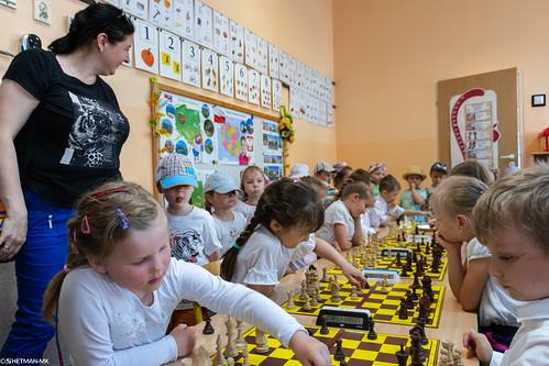 IX Szachowe Mistrzostwa Przedszkola Nr 4-8
