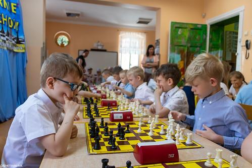 IX Szachowe Mistrzostwa Przedszkola Nr 4-5