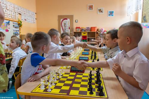 IX Szachowe Mistrzostwa Przedszkola Nr 4-3