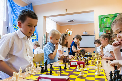 IX Szachowe Mistrzostwa Przedszkola Nr 4-18