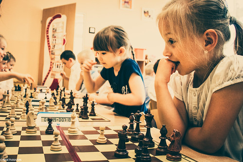 IX Szachowe Mistrzostwa Przedszkola Nr 4-17