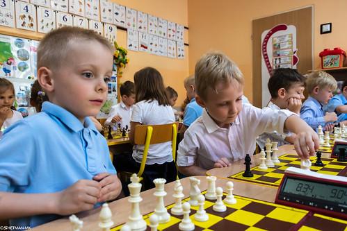 IX Szachowe Mistrzostwa Przedszkola Nr 4-13