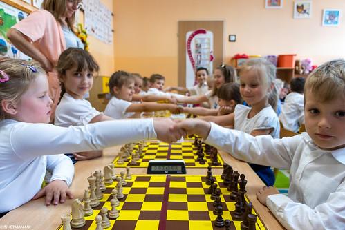 IX Szachowe Mistrzostwa Przedszkola Nr 4-4