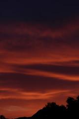 Sunset 5 5 19 #02 (Az Skies Photography) Tags: sun set sunset dusk twilight nightfall sky skyline skyscape scottsdale arizona az scottsdaleaz arizonasky arizonasunset red orange yellow gold golden salmon black may 5 2019 may52019 5519 552019 canon eos 80d canoneos80d eos80d canon80d arizonaskyscape arizonaskyline