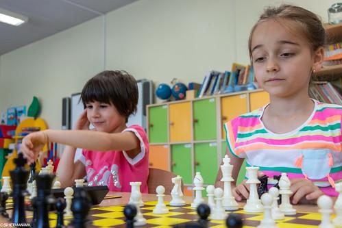 VII Szachowe Mistrzostwa Przedszkola Frajda-13