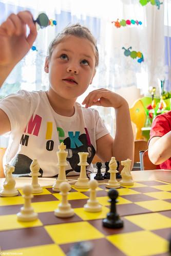 VI Turniej Szachowy o Mistrzostwo Przedszkola Nr 14-23