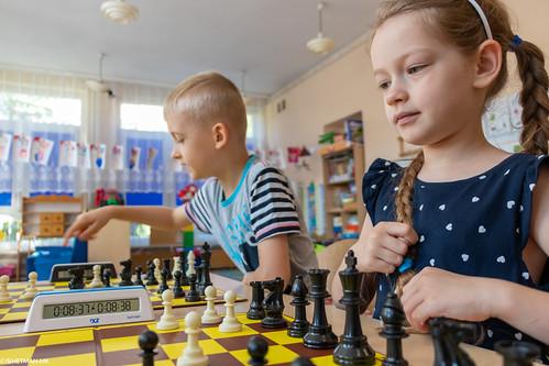VI Turniej Szachowy o Mistrzostwo Przedszkola Nr 14-13