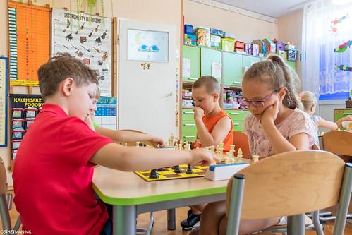 VI Turniej Szachowy o Mistrzostwo Przedszkola Nr 14-12