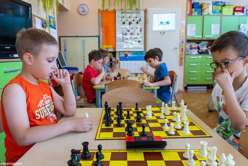 VI Turniej Szachowy o Mistrzostwo Przedszkola Nr 14-6