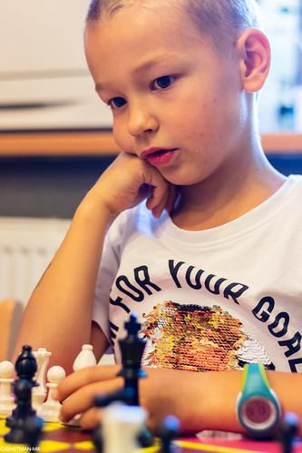 V Szachowe Mistrzostwa Przedszkola Abracadabra Jagiellońska-39