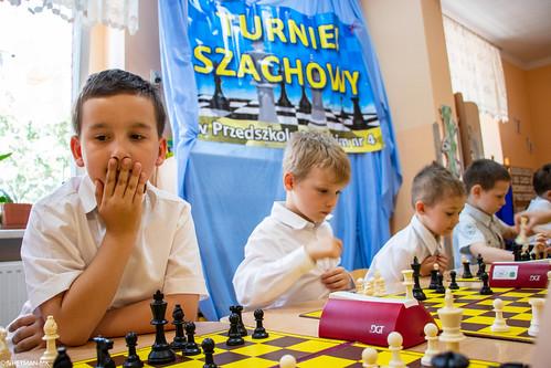 IX Szachowe Mistrzostwa Przedszkola Nr 4-67
