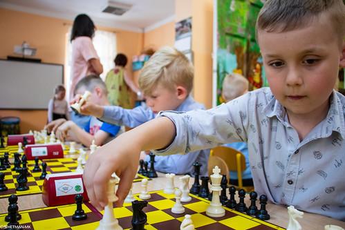 IX Szachowe Mistrzostwa Przedszkola Nr 4-64