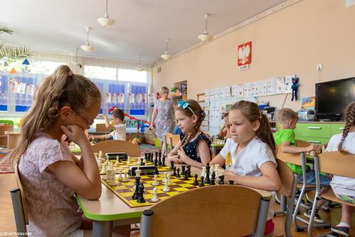 VI Turniej Szachowy o Mistrzostwo Przedszkola Nr 14-31