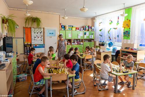 VI Turniej Szachowy o Mistrzostwo Przedszkola Nr 14-29