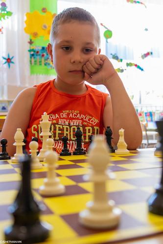 VI Turniej Szachowy o Mistrzostwo Przedszkola Nr 14-27