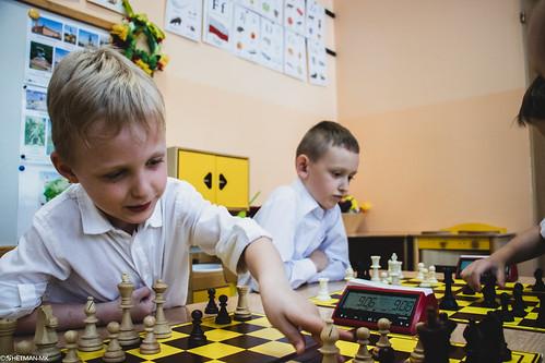 IX Szachowe Mistrzostwa Przedszkola Nr 4-58