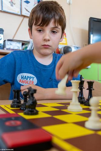 VI Turniej Szachowy o Mistrzostwo Przedszkola Nr 14-20
