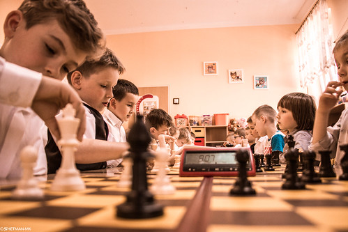 IX Szachowe Mistrzostwa Przedszkola Nr 4-53