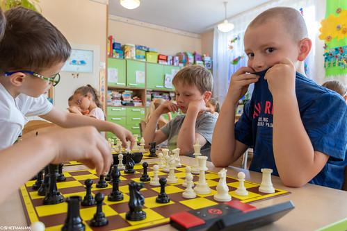 VI Turniej Szachowy o Mistrzostwo Przedszkola Nr 14-10