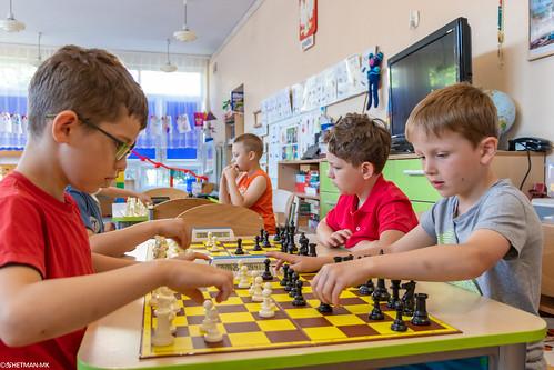 VI Turniej Szachowy o Mistrzostwo Przedszkola Nr 14-2