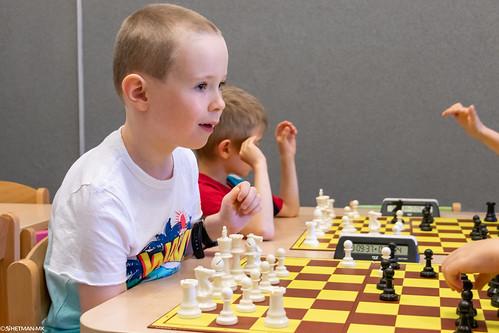V Szachowe Mistrzostwa Przedszkola Abracadabra Jagiellońska-2