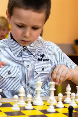 IX Szachowe Mistrzostwa Przedszkola Nr 4-43