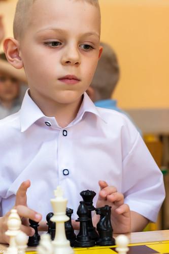 IX Szachowe Mistrzostwa Przedszkola Nr 4-40