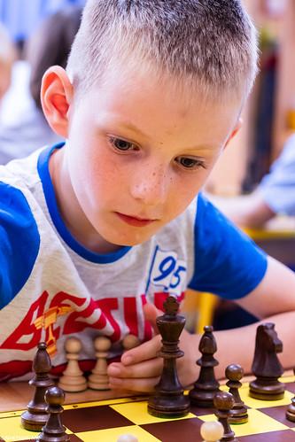 IX Szachowe Mistrzostwa Przedszkola Nr 4-32