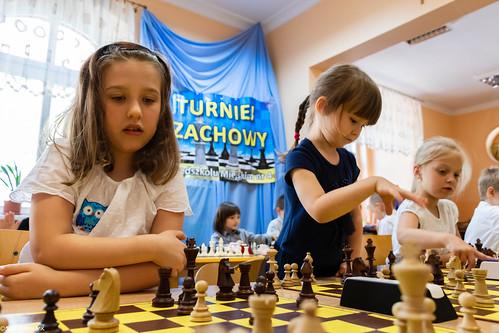 IX Szachowe Mistrzostwa Przedszkola Nr 4-21