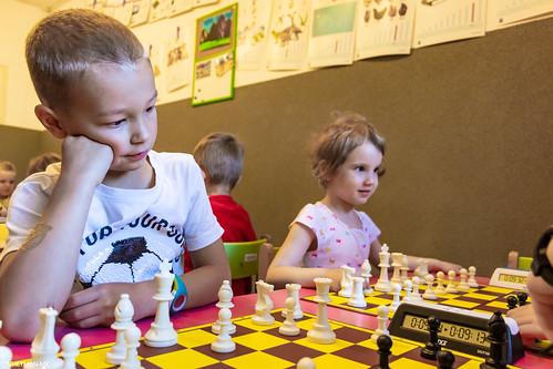 V Szachowe Mistrzostwa Przedszkola Abracadabra Jagiellońska-13