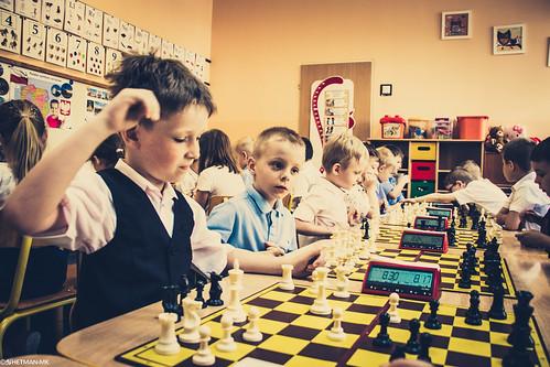 IX Szachowe Mistrzostwa Przedszkola Nr 4-12