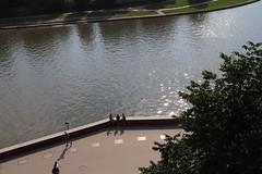 Vistula River (bobmendo) Tags: krakow dragonsden smoczajama poland vistula wista river