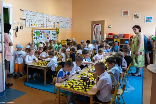 IX Szachowe Mistrzostwa Przedszkola Nr 4-10