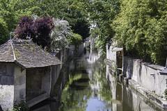 Vendôme_6681 (Luc Barré) Tags: vendôme canal ruisseau eau rivière loir france
