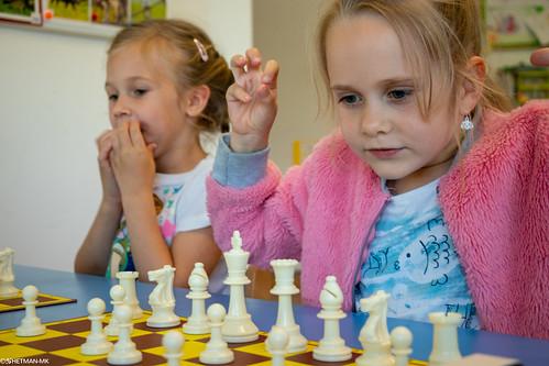 V Szachowe Mistrzostwa Przedszkola Abracadabra Kilińskiego-5