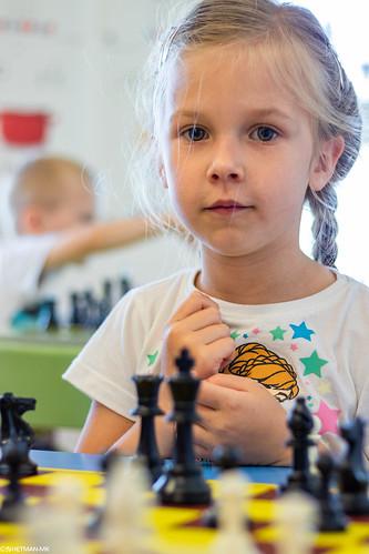 V Szachowe Mistrzostwa Przedszkola Abracadabra Kilińskiego-43