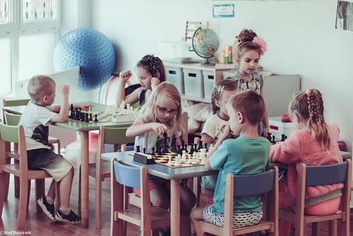 V Szachowe Mistrzostwa Przedszkola Abracadabra Kilińskiego-33