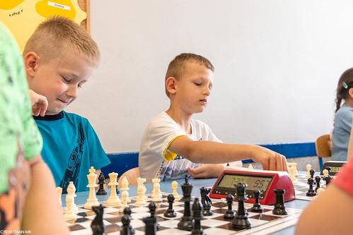 IX Turniej Szachowy o Mistrzostwo Przedszkola Wesoła Piątka-64