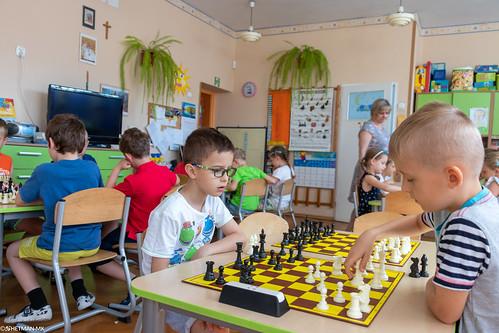 VI Turniej Szachowy o Mistrzostwo Przedszkola Nr 14-30