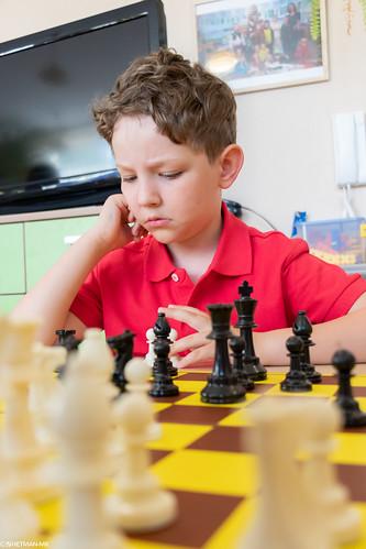 VI Turniej Szachowy o Mistrzostwo Przedszkola Nr 14-26